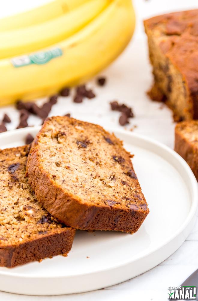 Brown Butter Banana Bread Recipe