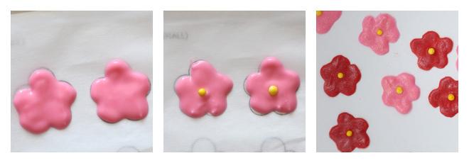Candy Melt Flowers