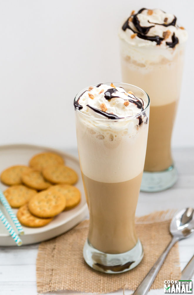 Dulce De Leche Frappuccino Recipe