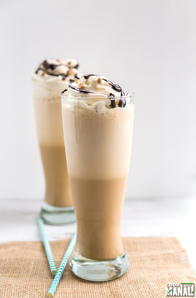 Dulce De Leche Frappuccino