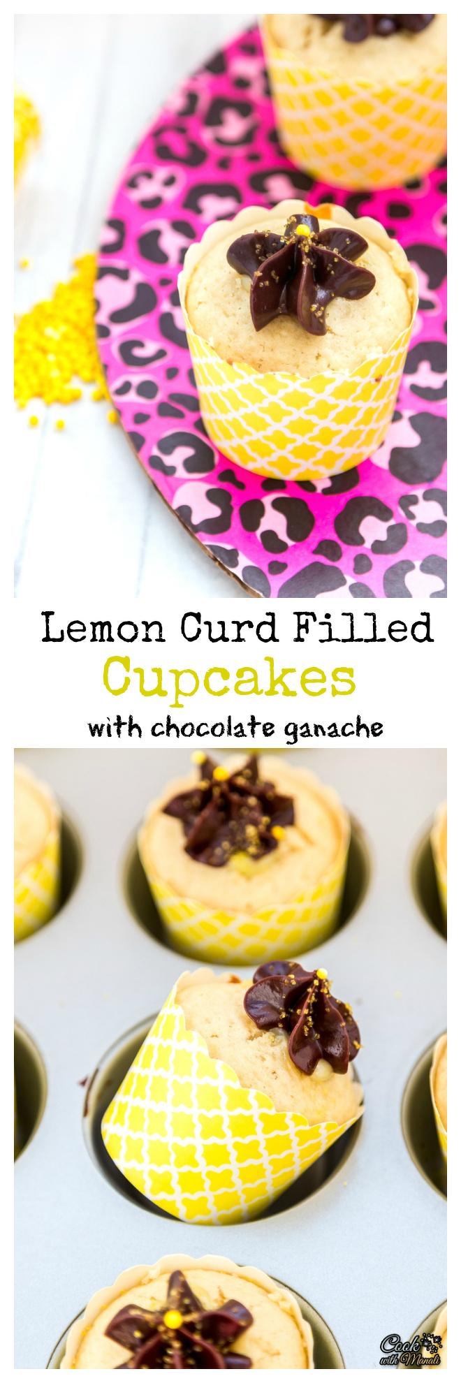 Lemon Curd Cupcakes Collage-nocwm