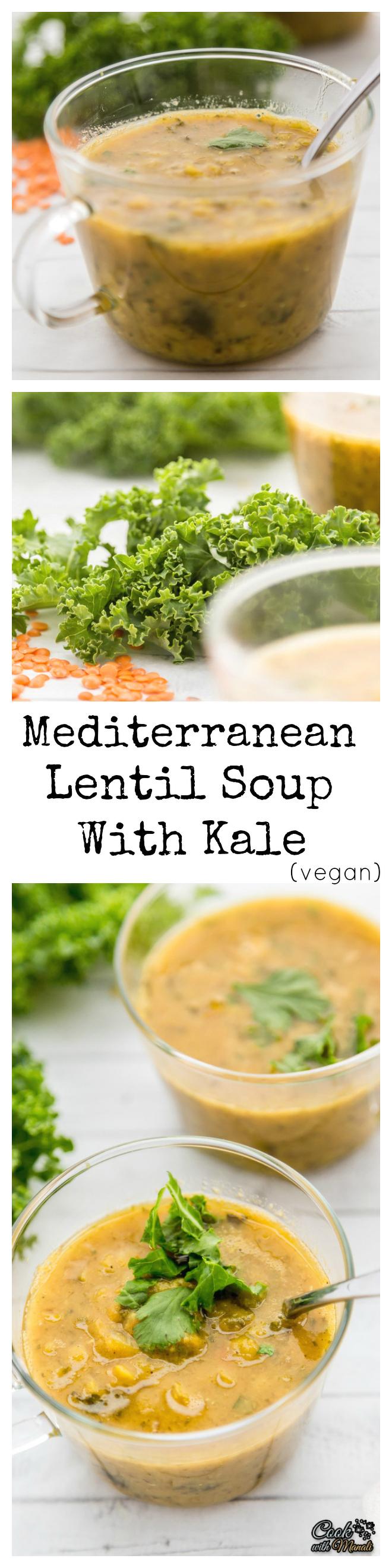 Mediterranean Lentil Soup with Kale Collage-nocwm