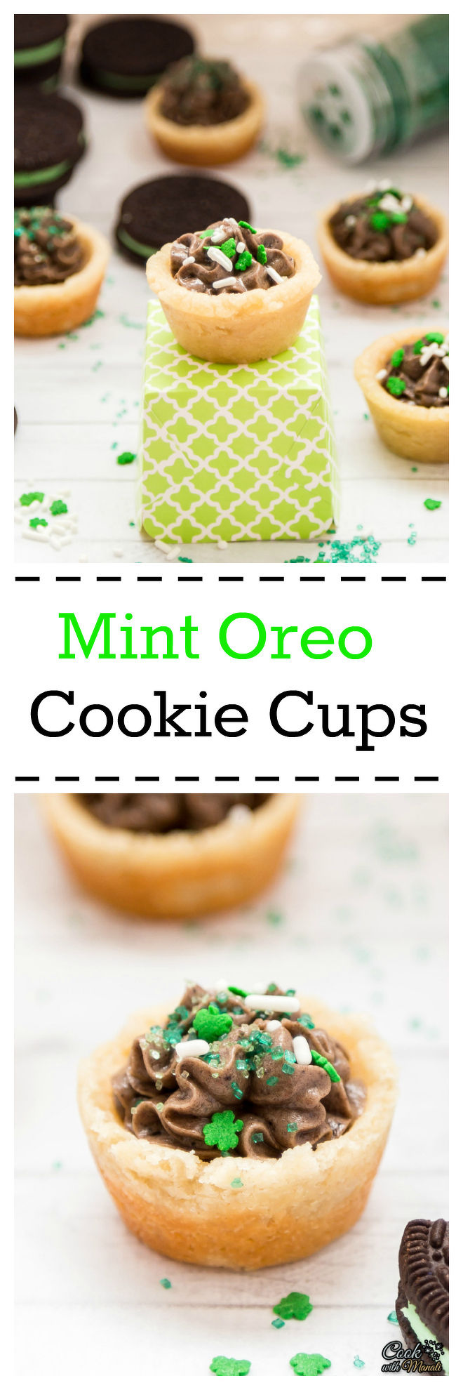 Mint Oreo Cookie Cups New Collage-nocwm