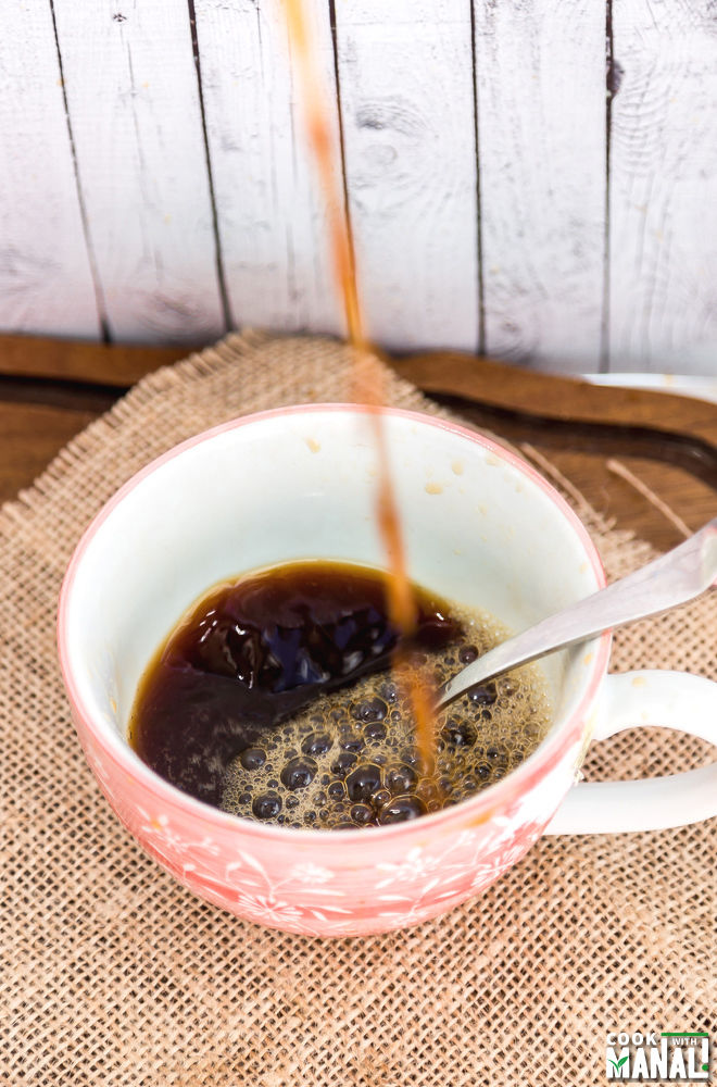 New McCafé Coffee
