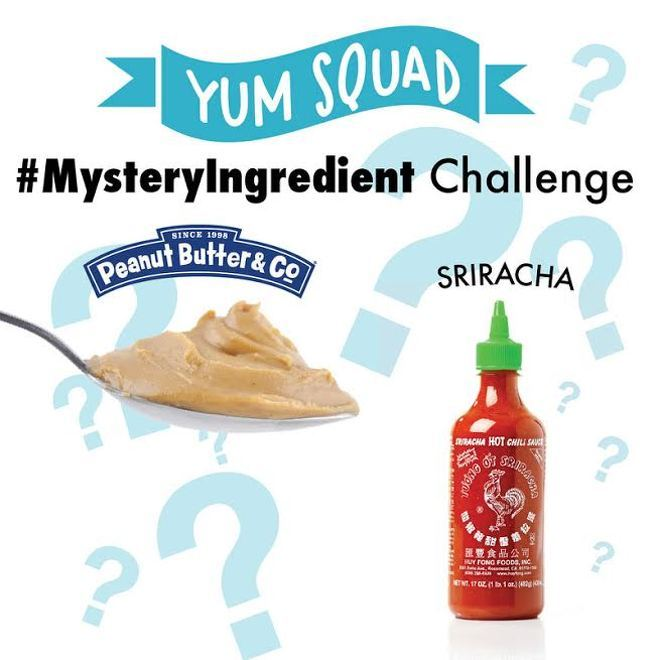 Peanut Butter & Co Yum Squad Mystery Challenge-nocwm