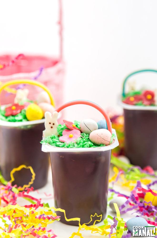 Snack Pack Easter Basket