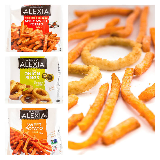 Alexia Onion Rings & Fries