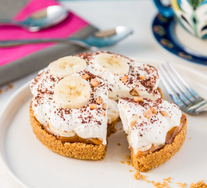 Banoffee Pie Recipe