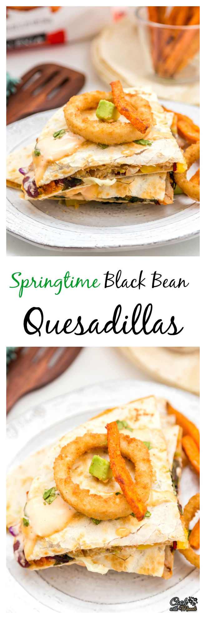 Black Bean Quesadillas Collage-nocwm