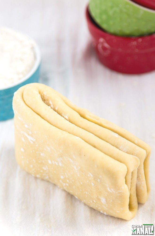 Easy Puff Pastry Recipe