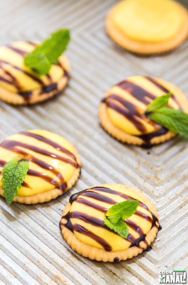 Mango Chocolate Bites