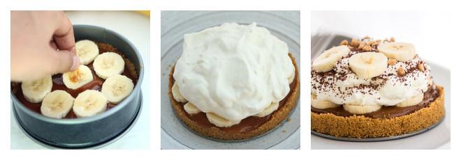 Mini Banoffee Pie Recipe-Step-4