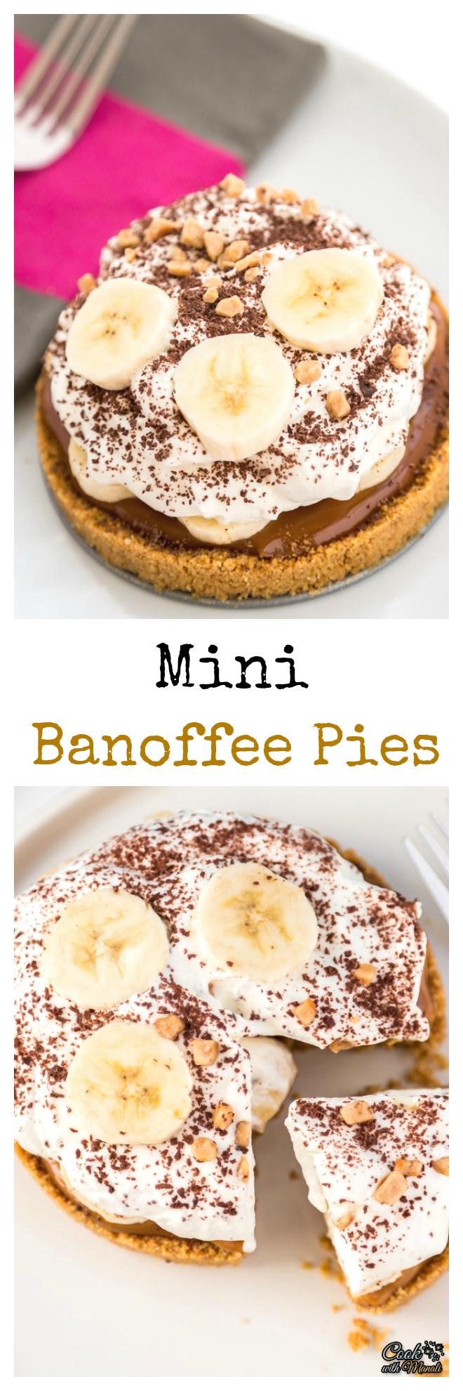 Mini Banoffee Pies Collage-nocwm