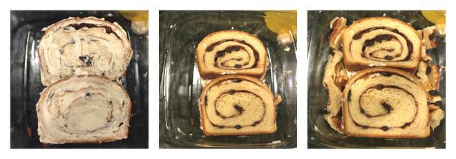 Overnight Stuffed French Toast Recipe Step-2
