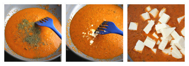 Shahi Paneer Recipe-Step-5