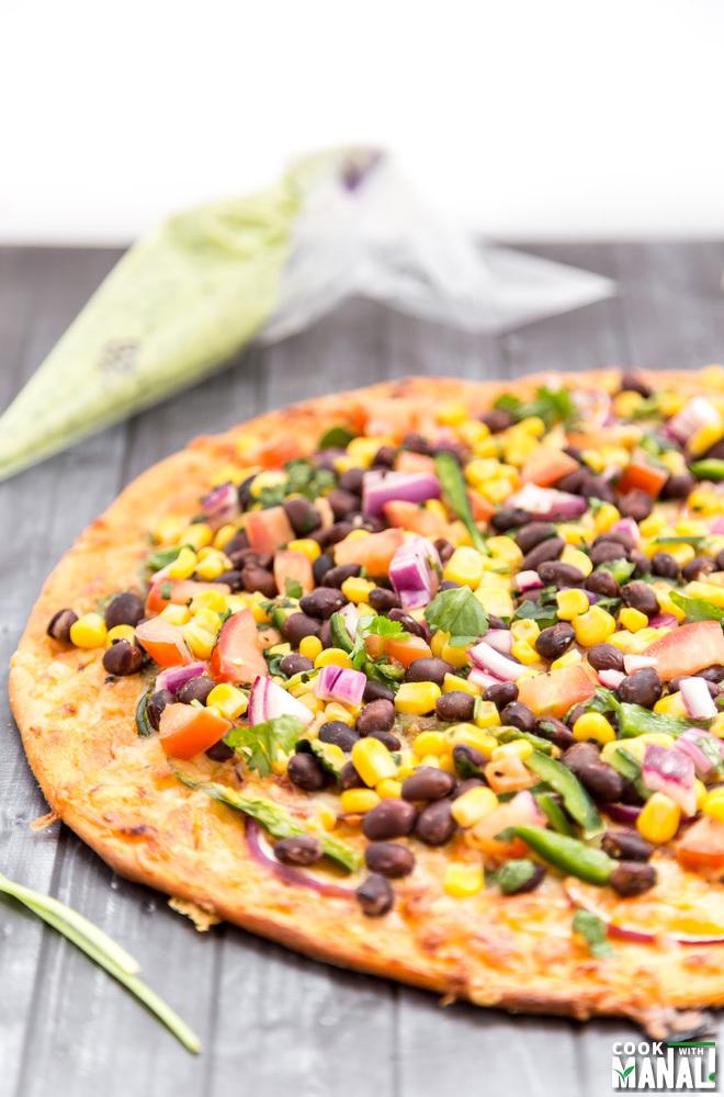 Spicy Chipotle Pizza CPK