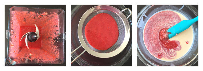 Strawberry Kulfi Recipe-Step-2