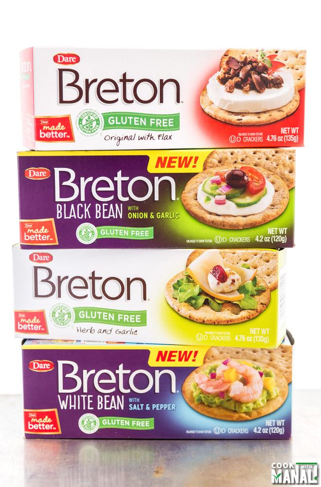Breton Crackers
