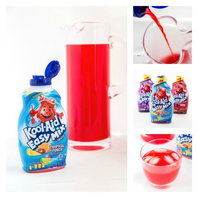Kool-Aid-Easy Mix Collage