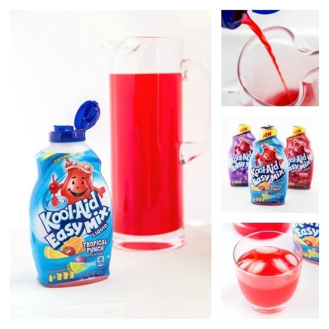 Kool-Aid-Easy Mix Collage