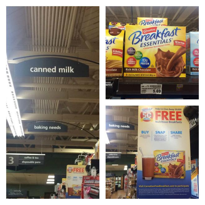 Nestle Carnation Breakfast Essentials Powder at Kroger