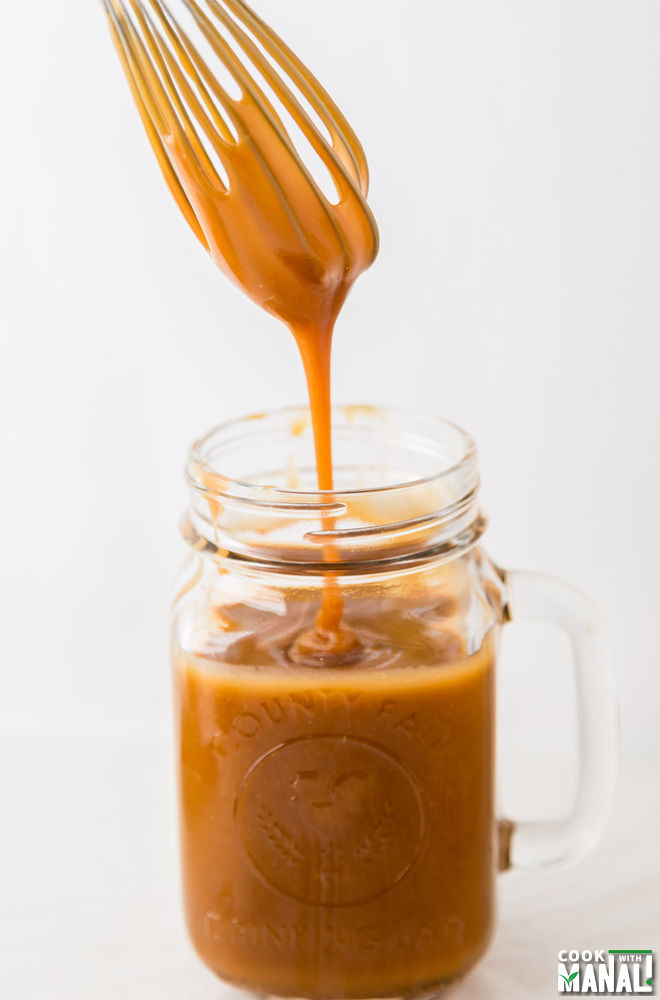 Salted Caramel Sauce Recipe