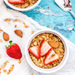 Yogurt Granola Breakfast Bowl