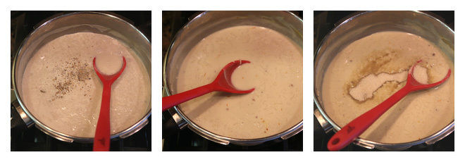 Almond Milk Rice Pudding Recipe-Step-3