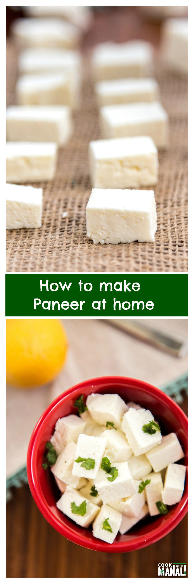 how-to-make-paneer-at-home-collage