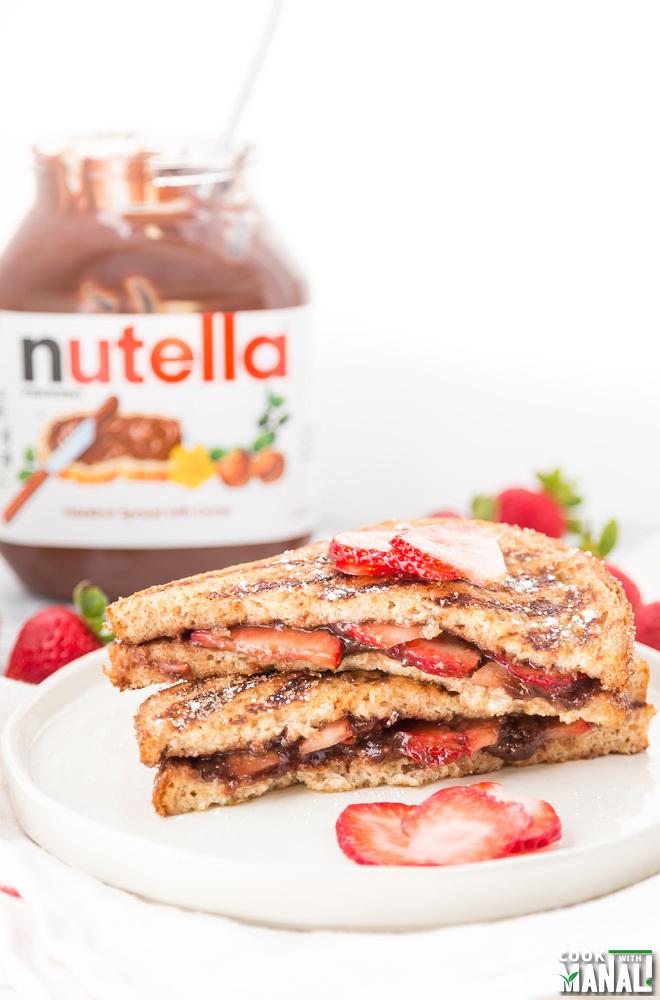 Nutella French Toast Recipe