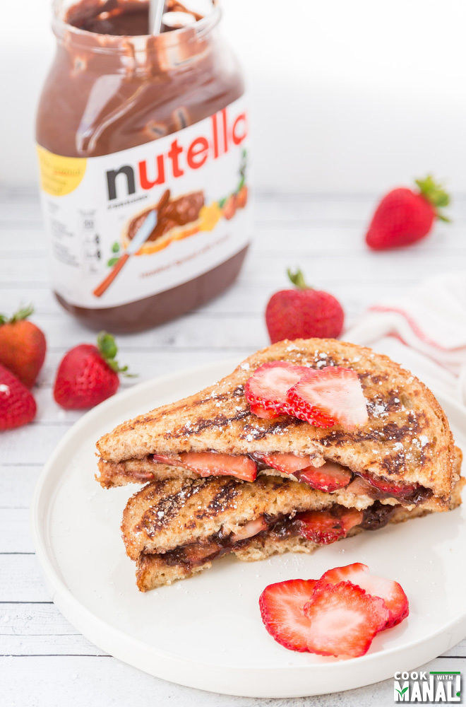 Nutella French Toast