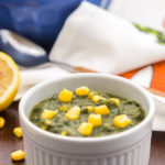 Spinach Corn Curry
