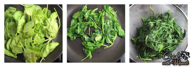 Spinach-Corn-Recipe-Step-1