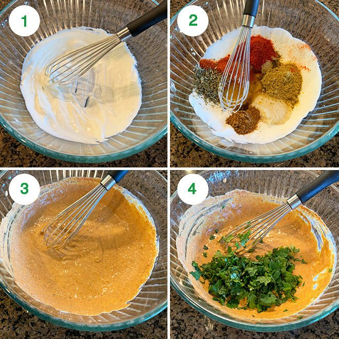step by step pictures of making paneer tikka at home