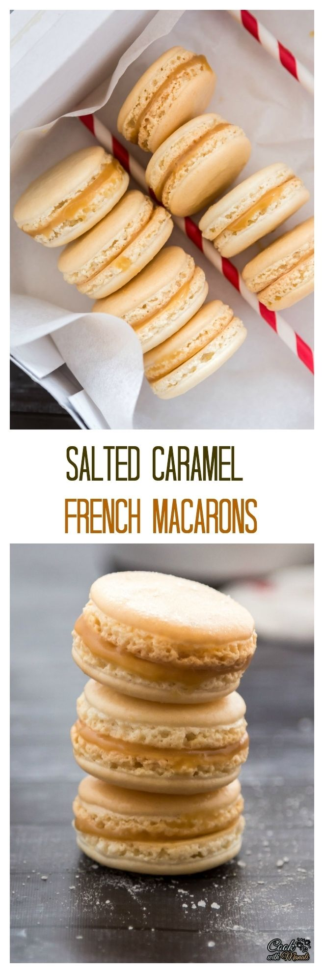 Salted Caramel Macarons Collage-nocwm