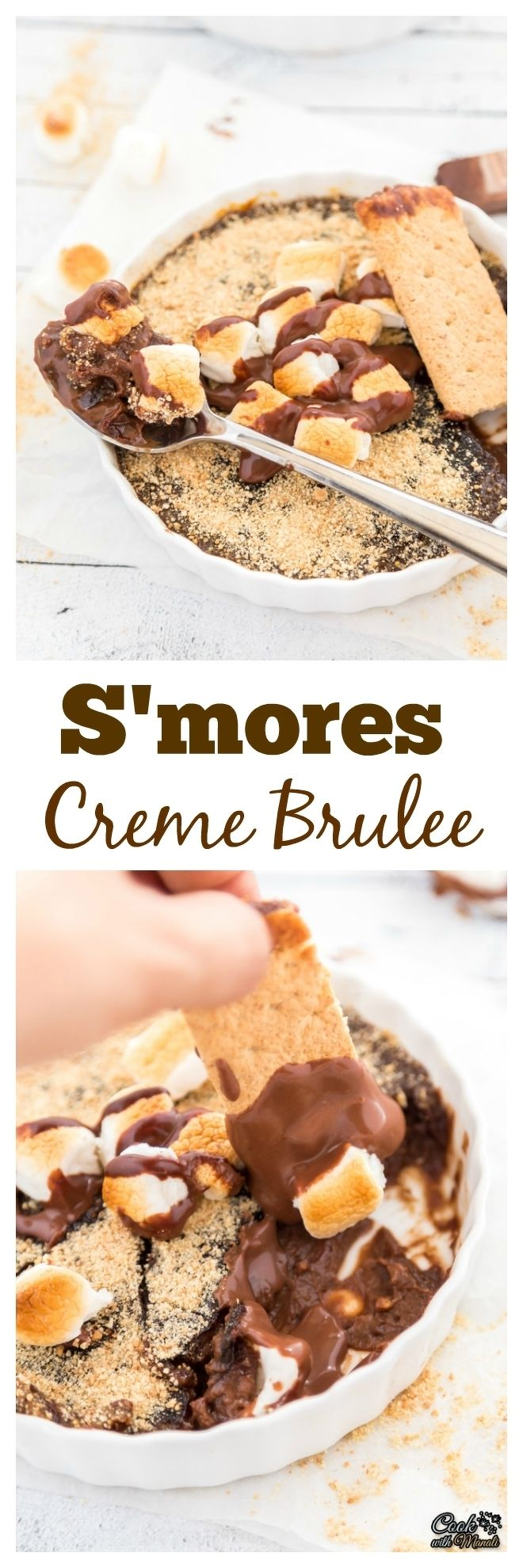 S'mores Creme Brulee Collage-nocwm