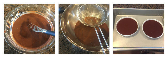 S'mores Creme Brulee Recipe-Step-3