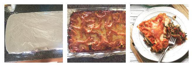Spinach Lasagna Recipe-Step-6