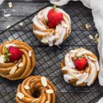Cinnamon Mini Bundt Cakes