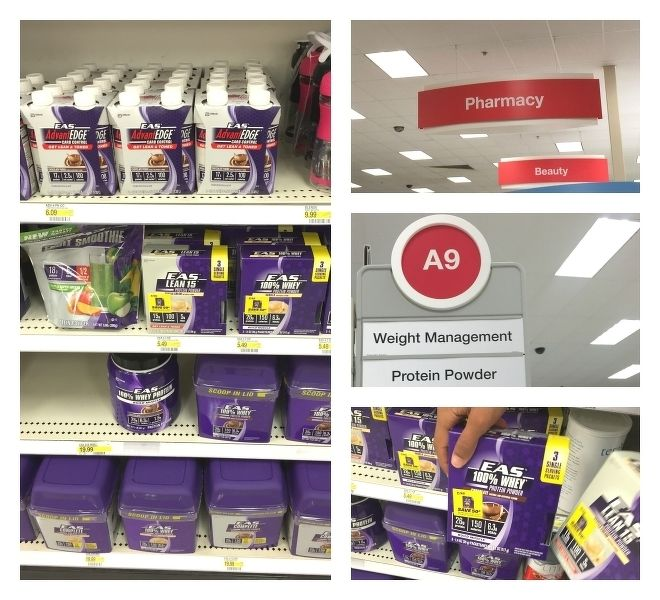 EAS Protein At Target