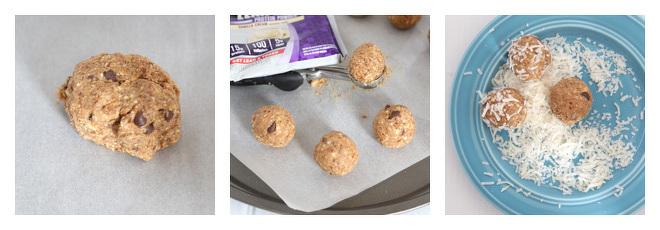No Bake Protein Balls Recipe-Step-2