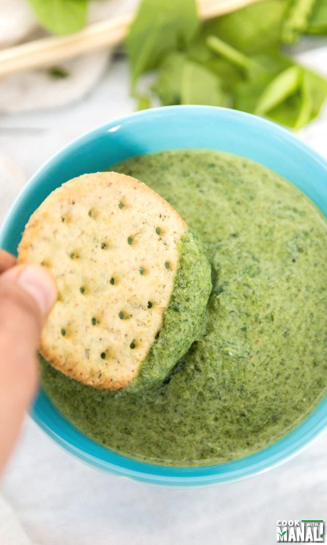 Spinach Raita