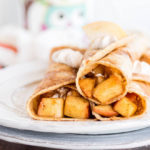 Apple Cinnamon Crepes