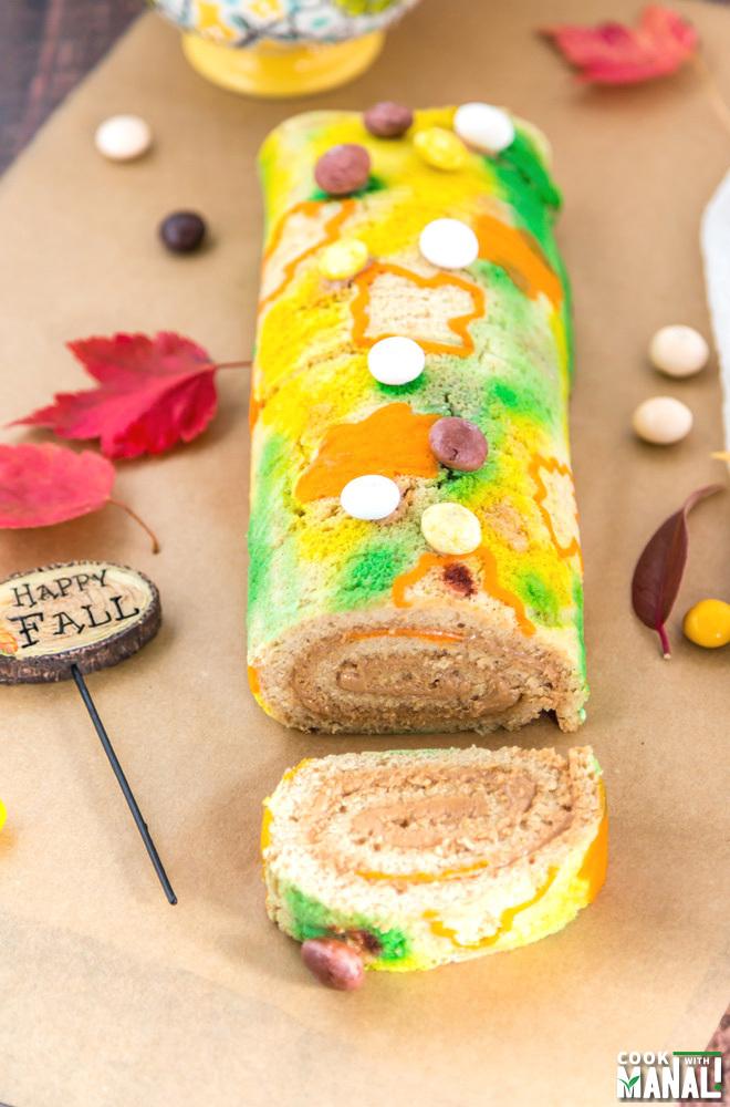 Cinnamon Cake for Fall