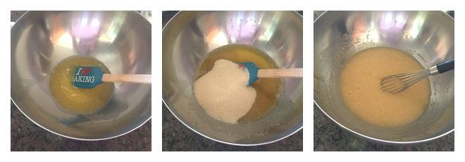 Pumpkin Spice Brownies Recipe-Step-1