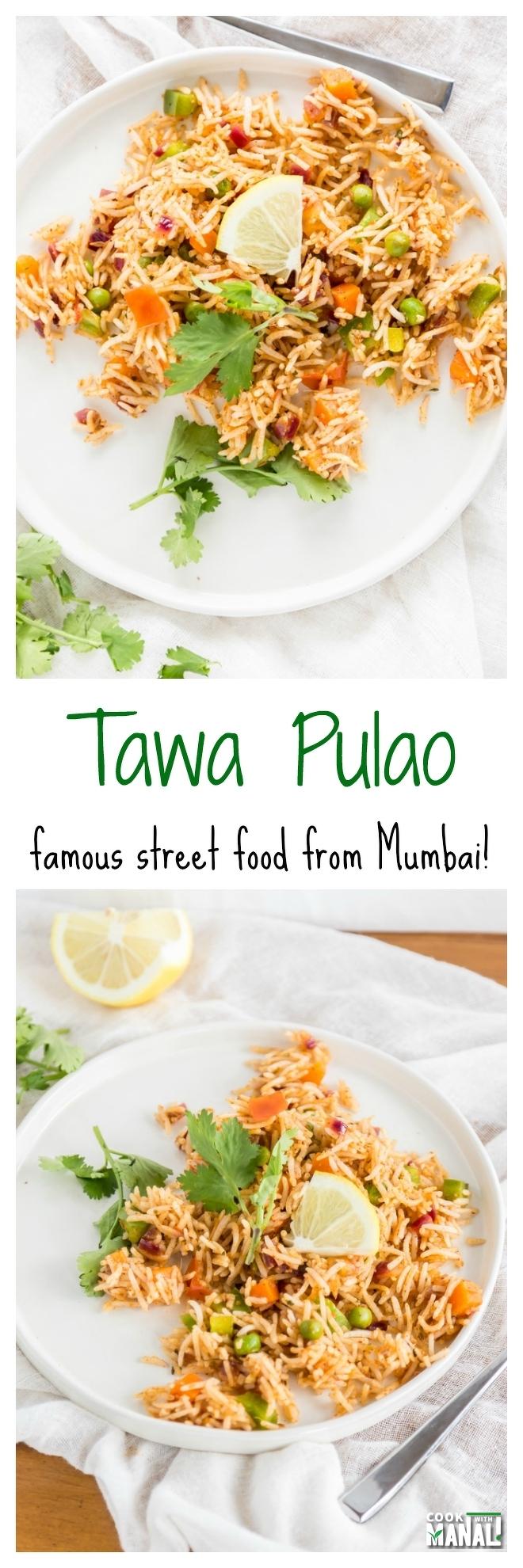 Tawa Pulao Collage