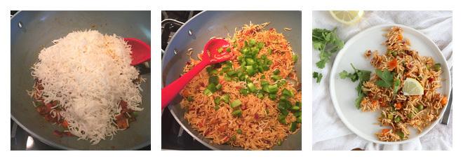 Tawa Pulao Recipe-Step-3