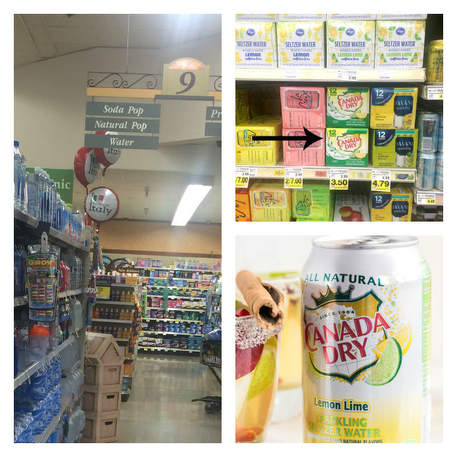 Canada Dry Sparkling Seltzer Water at QFC