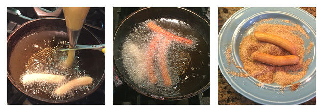 Cinnamon Churros Recipe-Step-3