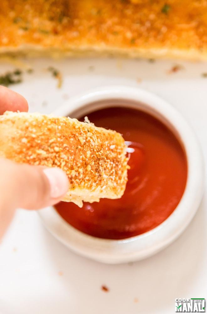 Garlic Bread Sticks